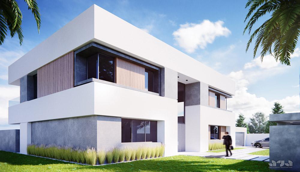 Villa cherkaoui ext vue 2